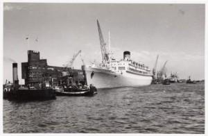 Javakade 1939 MS Oranje